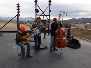 A Music Video on the Roof--Grandma's Little Darlings