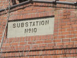 Sign-Primrose MT substation